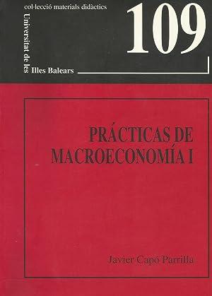 Prácticas de Macroeconomía I: Javier Capó Parrilla