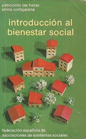 Introducción al bienestar social: Patrocinio Las Heras;