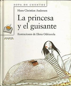 La princesa y el guisante: Hans Christian Andersen