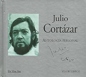 Antología personal (+CD): Julio Cortázar
