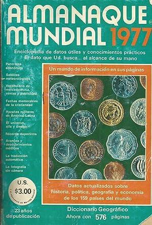Almanaque Mundial 1977: Eduardo Cárdenas (Dir.)
