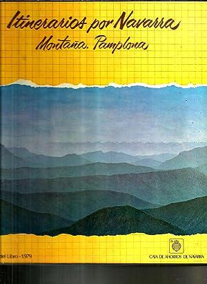 Itinerarios Por Navarra: Montaña. Pamplona: Alfredo Floristán (Dir)