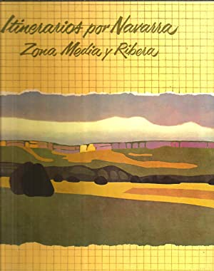 Itinerarios por Navarra. Zona Media y Ribera: Alfredo Floristán (Dir.)