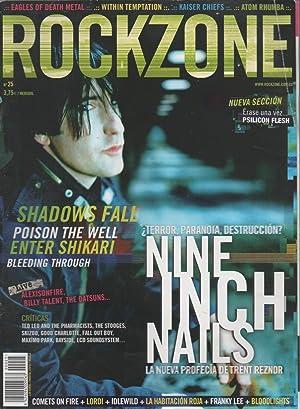 Revista Rockzone nº 25