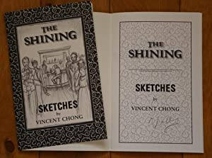 The Shining signed & remarqued limited edition: Stephen King