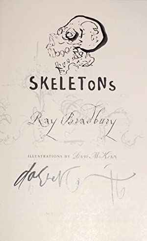 Skeletons - gorgeous limited edition chapbook in: Ray Bradbury