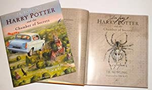 Harry Potter and the Chamber of Secrets: JK Rowling