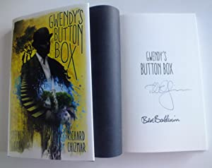 Gwendy's Button Box : Double-Signed remarqued US: Stephen King &