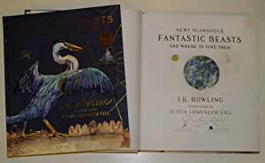Fantastic Beasts and Where to Find Them: JK Rowling