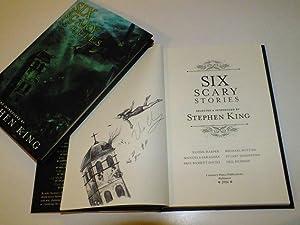 Stephen King (Ed) : Six Scary Stories: Stephen King (Editor)
