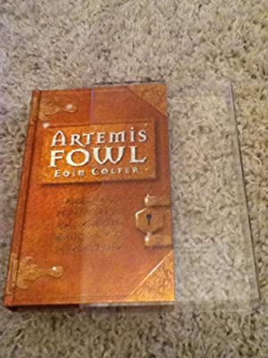 Artemis Fowl - signed, numbered gilt-edged 1st: Eoin Colfer