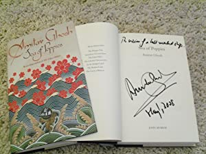 Sea of Poppies (IBIS trilogy) - double-signed,: Amitav Ghosh
