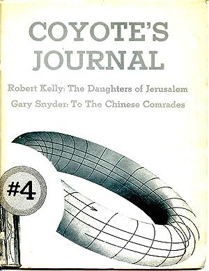 Coyote's Journal #4: James Koller, Edward
