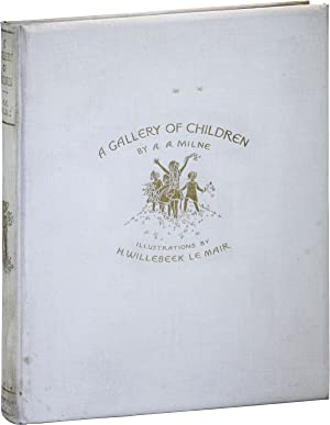 A Gallery of Children. Illustrations by Saida (H. Willebeek Le Mair) [Signed, Limited Edition]