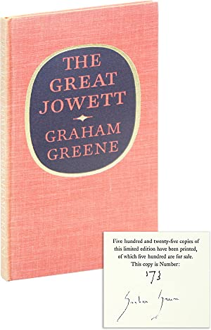 The Great Jowett [Limited Edition, Signed]