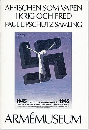 Affischen som Vapen i Krig och Fred: LIPSCHUTZ, Paul