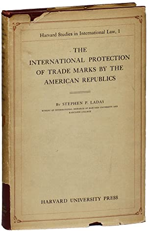 The International Protection of Trade Marks by: LADAS, Stephen P.