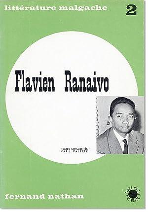 Flavien Ranaivo: RANAIVO, Flavien; J.