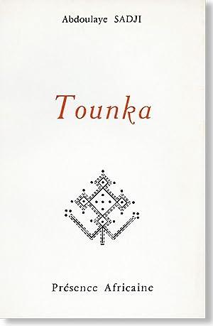 Tounka: Nouvelle: SADJI, Abdoulaye