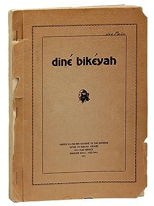 Diné Bikéyah (The Navajo's Country): VAN VALKENBURGH, Richard F. ADAMS, Lucy ...