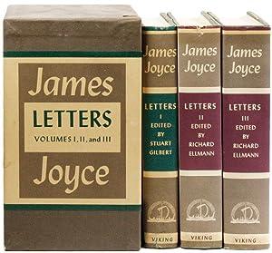 Letters of James Joyce: JOYCE, James; Stuart