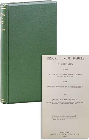 Bricks from Babel: A Brief View of: WRIGHT, Julia McNair