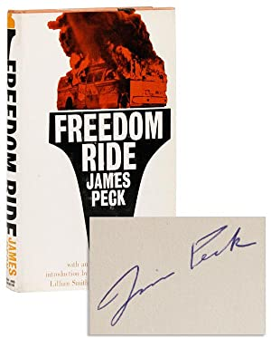Freedom Ride [Signed]: BALDWIN, James, foreword]