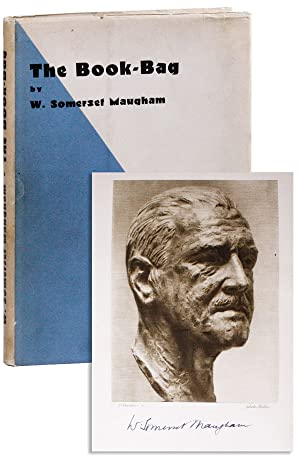 The Book-Bag [Limited Edition, Signed]: MAUGHAM, W. Somerset
