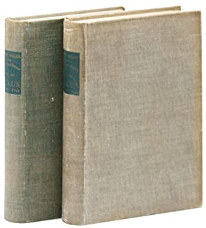 The Rosy Crucifixion. Book One: Sexus, Volumes: MILLER, Henry