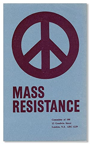 Mass Resistance [cover title]