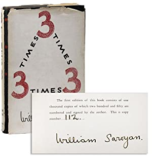 Three Times Three [Limited Edition, Signed]