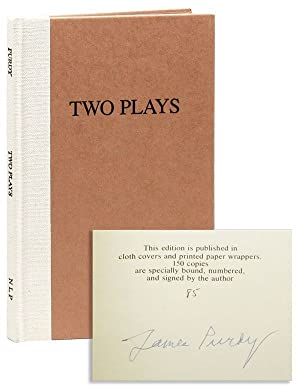 Two Plays [Limited Edition, Signed]