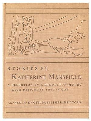 Stories by Katherine Mansfield: MANSFIELD, Katherine; J.