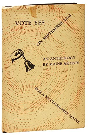 Vote Yes on September 23rd for a Nuclear-Free Maine: An Anthology by Maine Artists