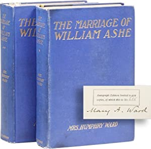 The Marriage of William Ashe [Limited Edition,: WARD, Mrs. Humphry