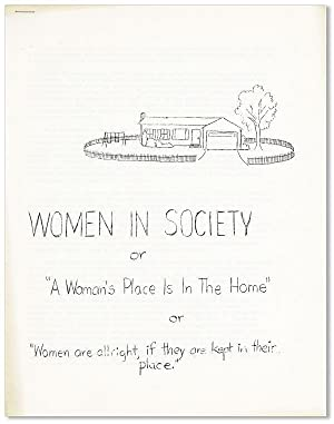 Women in Society, or