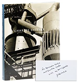 Charles Sheeler: Une Modérnité Radicale [Inscribed & Signed by Mora]