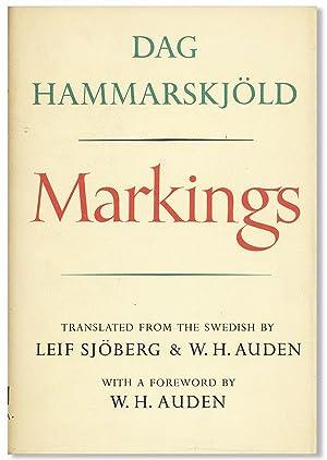 Markings: HAMMARSKJÖLD, Dag; Leif