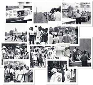 It Has Always Been About Voting: A portfolio of photographs taken in Mississippi during the James...