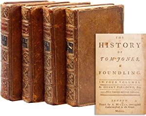 The History of Tom Jones, a Foundling: FIELDING, Henry
