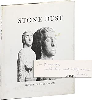 Stone Dust: The Autobiography of a Stone Carving [Limited Edition, Inscribed & Signed to Bernarda...