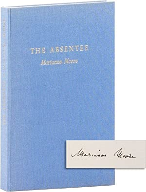The Absentee: A Comedy in Four Acts [.] Based on Maria Edgeworth's Novel of the Same Name [Limite...