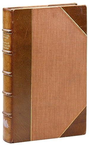 The Poetical Works of Richard Crashaw and: CRASHAW, Richard and