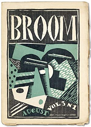 Broom: An International Magazine of the Arts - Vol.3, No.1 (August, 1922)