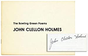 The Bowling Green Poems [Limited Edition, Signed]