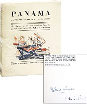 Panama; or, The Adventures of My Seven Uncles [Limited Edition, Signed]