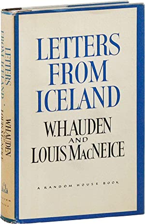 Letters From Iceland: AUDEN, W.H. and