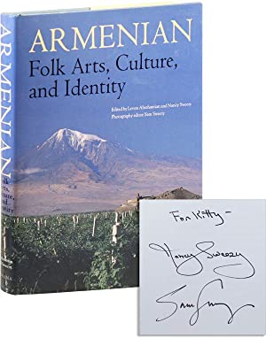Armenian Folk Arts, Culture, and Identity [Inscribed and Signed]