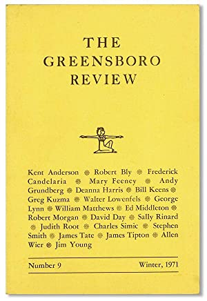 The Greensboro Review - No.9 (Winter, 1971)