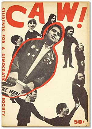 CAW! Magazine of Students for a Democratic Society - No.1 (February, 1968)